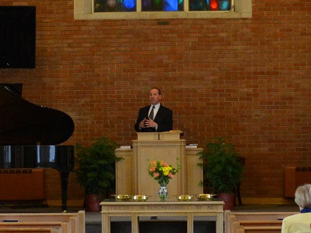 Sermons 2018