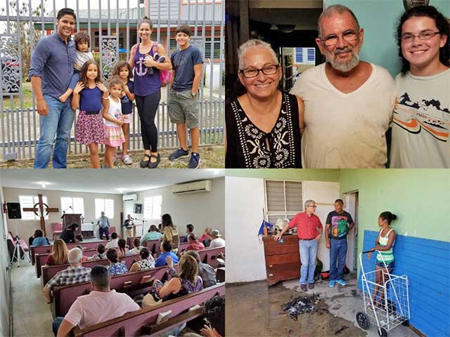 Puerto Rico Report: Don't Forget Us