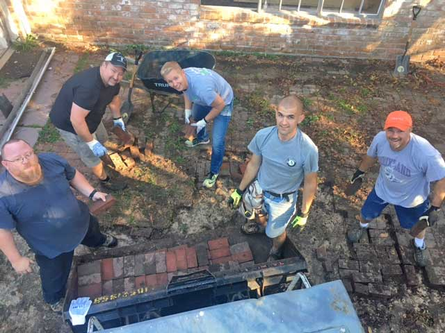 Hurricane Relief: Loving Our Neighbors
