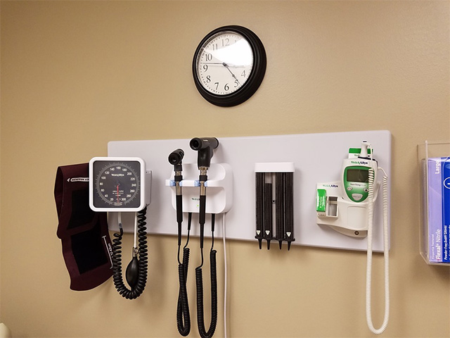 The Doctor's Office