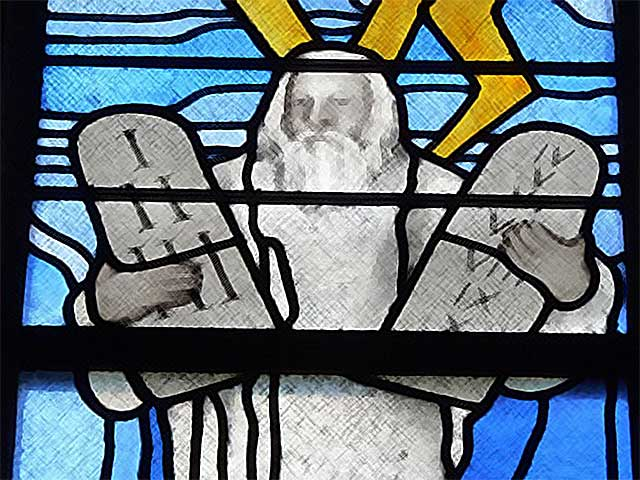 What do the 10 Commandments teach us about God?