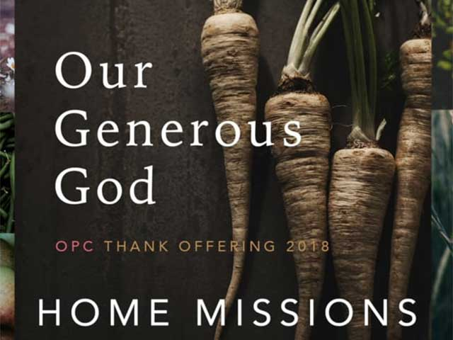 2018 Thank Offering Video – Home Missions
