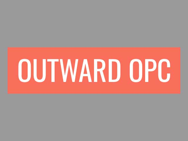 Outward OPC
