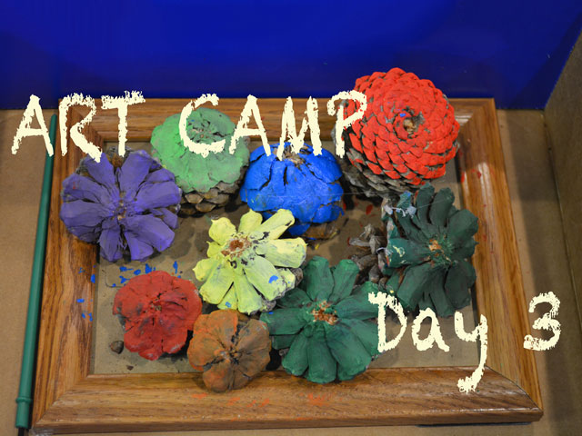 Art Camp Update Day 3 (2019)