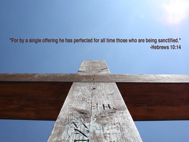 An imaginary dialogue between a redeemed soul and Christ: