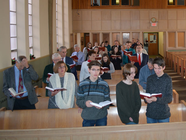 Sing These Hymns Before Christmas