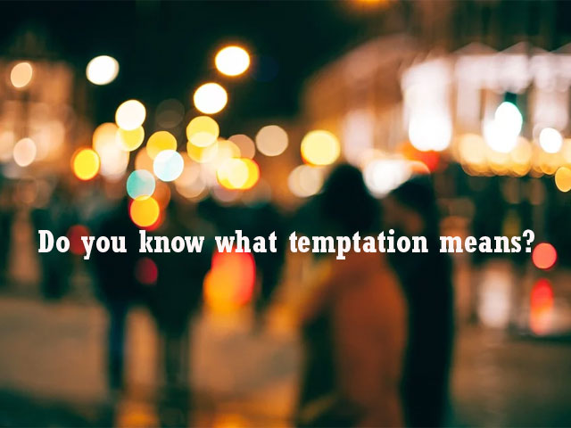 Was Jesus REALLY tempted?