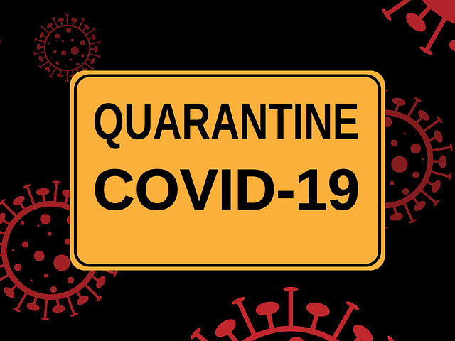 Five Thoughts From Quarantine