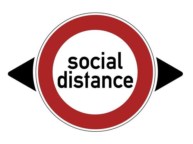 How I Survive Social Distancing