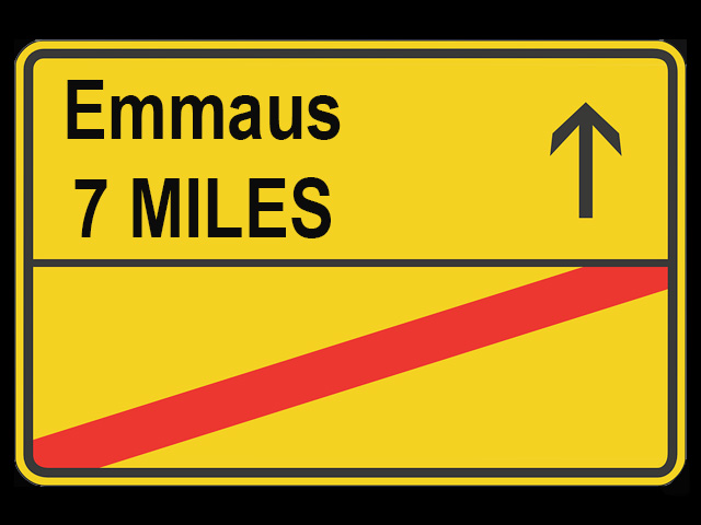 I'm Thankful for the Road to Emmaus