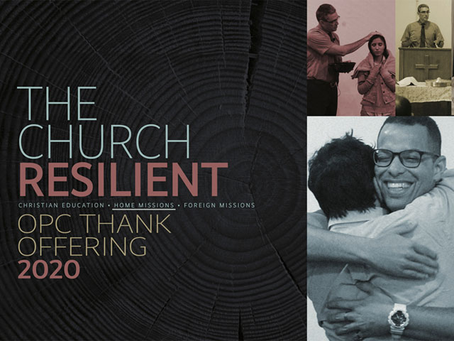 2020 Thank Offering: Home Missions