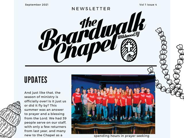 End of Summer Newsletter